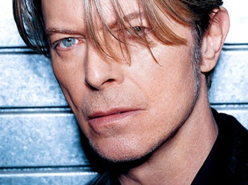 David Bowie artist photo