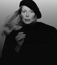 Joni Mitchell artist photo