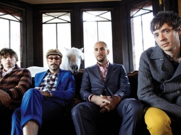 Ok Go artist photo