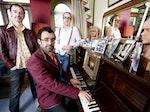 Neil Cowley Trio artist photo