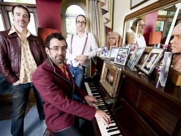 London Jazz Festival: The Face of Mount Molehill: Neil Cowley Trio + Goldsmiths (Big) Strings + Julian Ferraretto picture