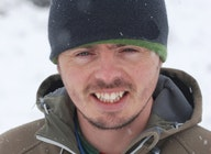 Andy Kirkpatrick artist photo