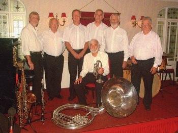 Frog Island Jazz Band Tour Dates