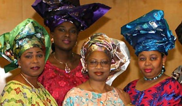 Yoruba Women's Choir Tour Dates