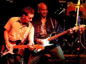 Marcus Malone Band artist photo
