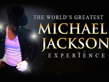 The Michael Jackson Experience artist photo