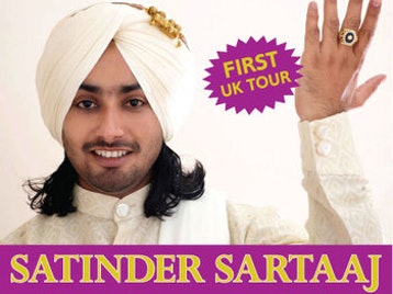 Satinder Sartaaj artist photo