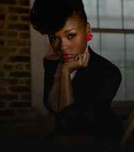 Janelle Monae artist photo