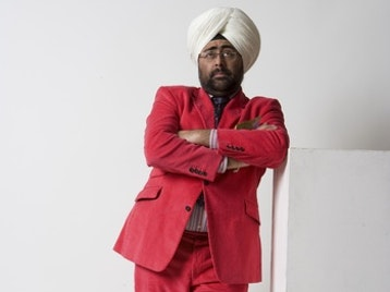 Edinburgh Preview: Hardeep Singh Kohli picture