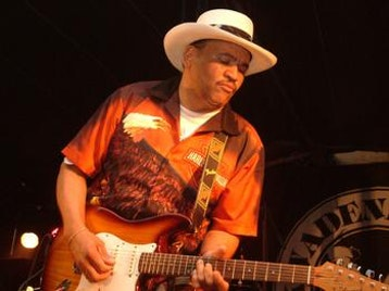 The Sherman Robertson Band artist photo