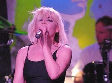 Blondie UK artist photo