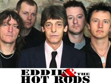 Undercover: Eddie And The Hot Rods, The Charred Hearts, No Lip, Archive45 picture