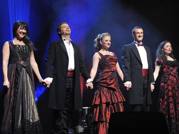 Mad About The Musicals Tour Dates