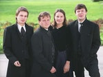 Atrium String Quartet artist photo