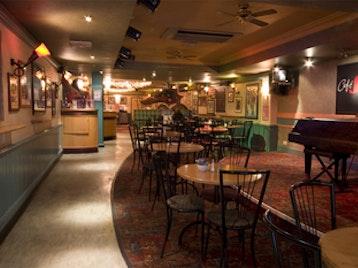 Cafe Jazz venue photo