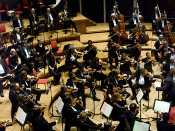 City Of Birmingham Symphony Orchestra (CBSO) artist photo