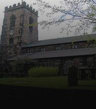 St Wilfrid's Church artist photo