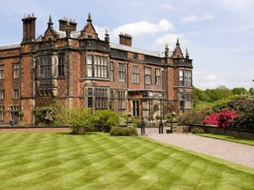 Arley Hall picture
