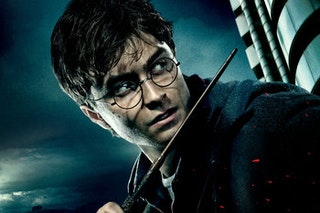Image for Harry Potter and the Deathly Hallows: Part 1