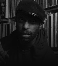 Theo Parrish artist photo