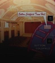 Sutton Coldfield Town Hall artist photo