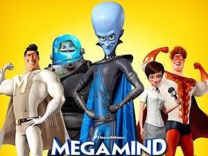 Film promo picture: Megamind