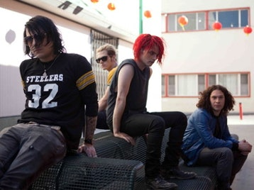My Chemical Romance artist photo