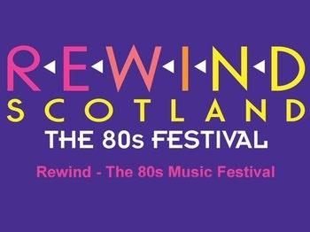 Rewind Scotland - The 80s Festival