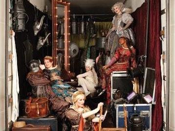 Giulio Cesare – Parts I and II: English Touring Opera (ETO) picture