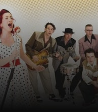Carmen Ghia & The Hotrods artist photo