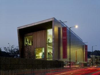 The Lightbox Gallery & Museum venue photo