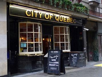The City of Quebec venue photo