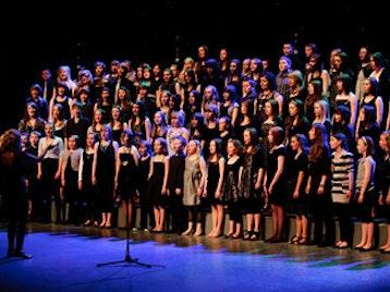 Ysgol Glanaethwy Choir artist photo
