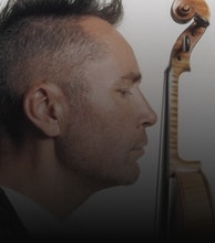 Nigel Kennedy artist photo