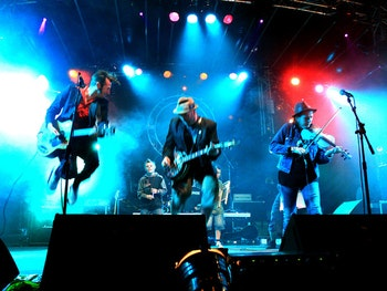 Pronghorn Tour Dates