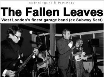 The Fallen Leaves, London picture
