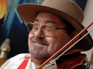 Dave Swarbrick artist photo