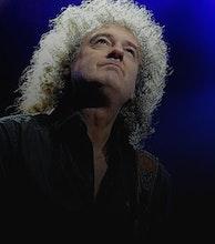 Brian May artist photo