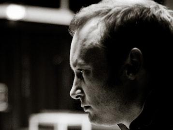 Adam Fairhall artist photo