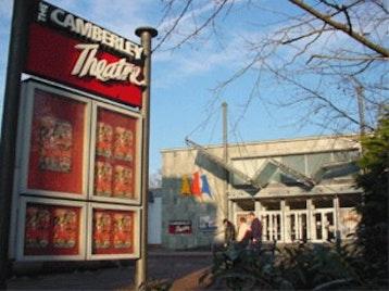Camberley Theatre venue photo