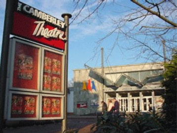 Camberley Theatre picture