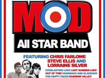 The Mod All Star Band artist photo