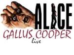 Gallus Cooper artist photo