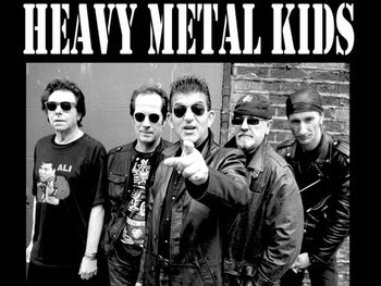 Heavy Metal Kids Tour Dates