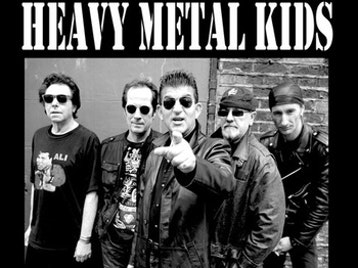 Heavy Metal Kids artist photo