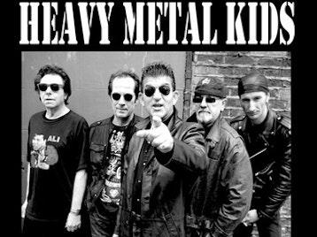 Heavy Metal Kids + The Phobics picture