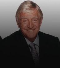 Sir Michael Parkinson artist photo