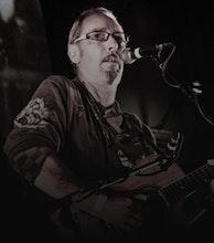 Keith Christmas artist photo