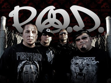 P.O.D. + HELLYEAH + Sacred Mother Tongue picture