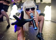 Maybe Gaga artist photo